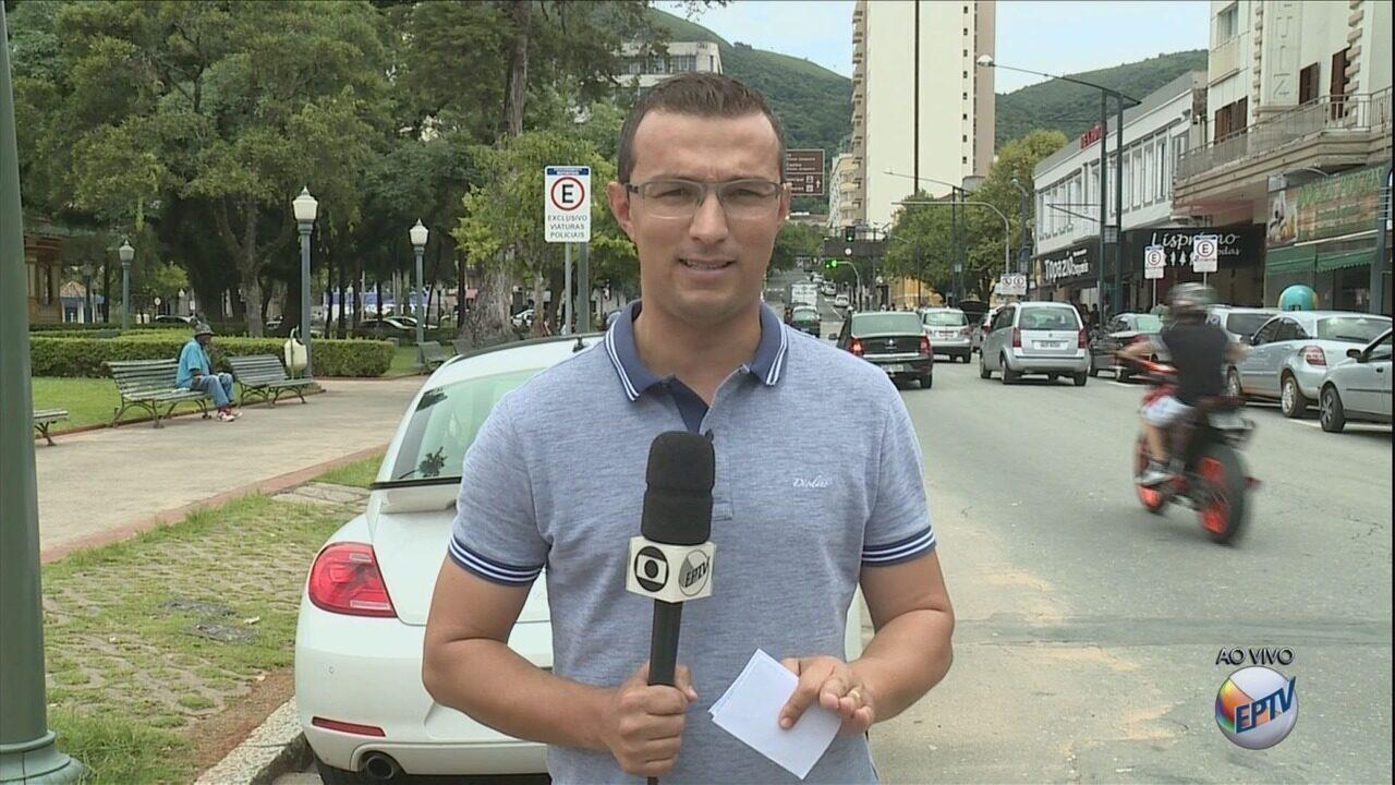 Motorista de aplicativo diz ter sido agredido por taxistas em Poços de Caldas (MG)