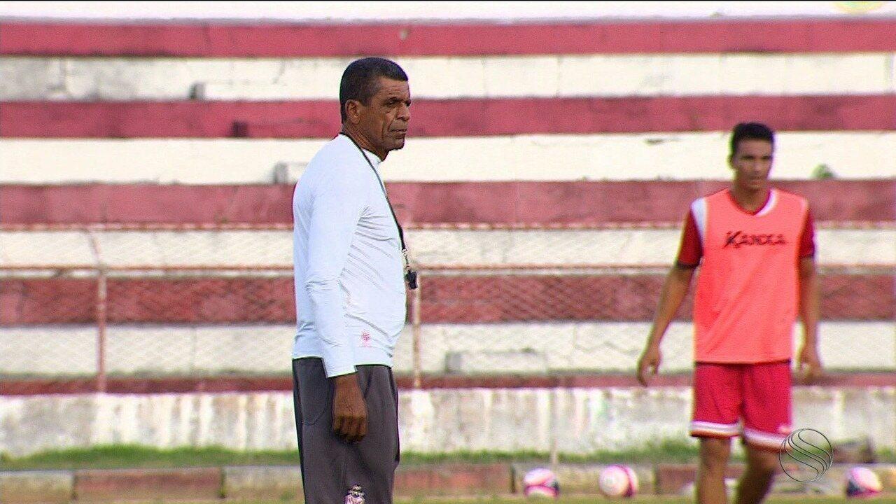 Sergipe tem elenco reduzido para início de temporada