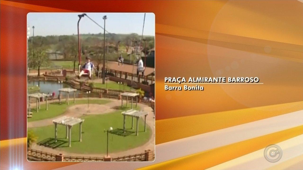 Após anos desligado, teleférico de Barra Bonita volta a funcionar