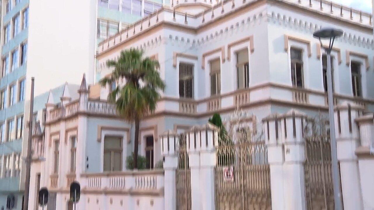 Conheça os imponentes palacetes curitibanos, no 'Meu Paraná'