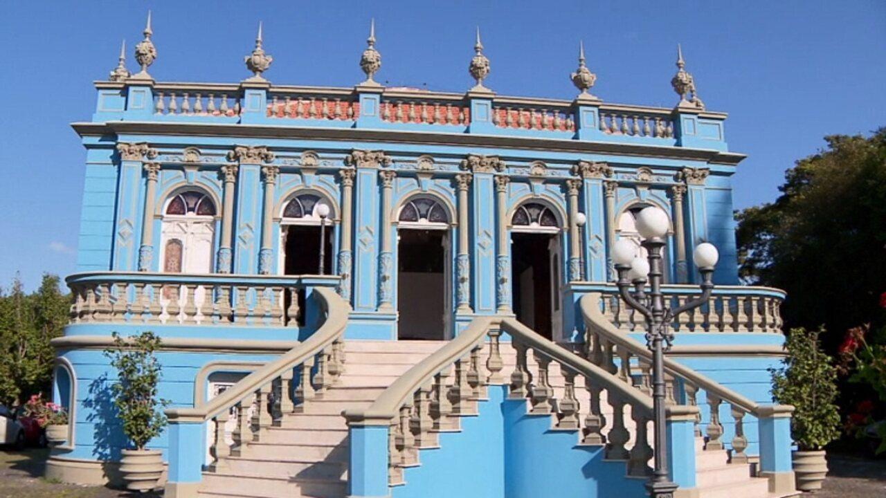 Palacetes de Curitiba (parte 1)