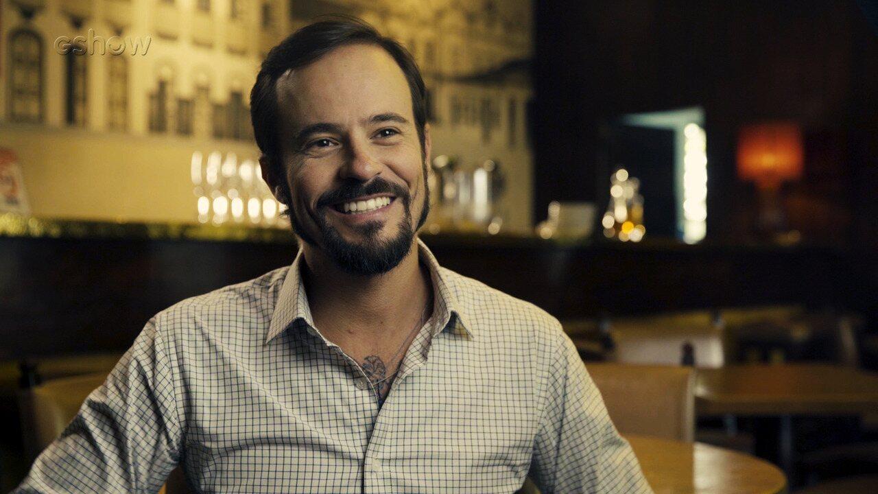 Paulo Vilhena fala sobre carreira e relembra época do seriado Sandy & Junior