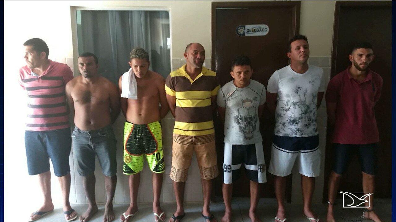 Polícia desarticula quadrilha suspeita de assaltar banco em Zé Doca