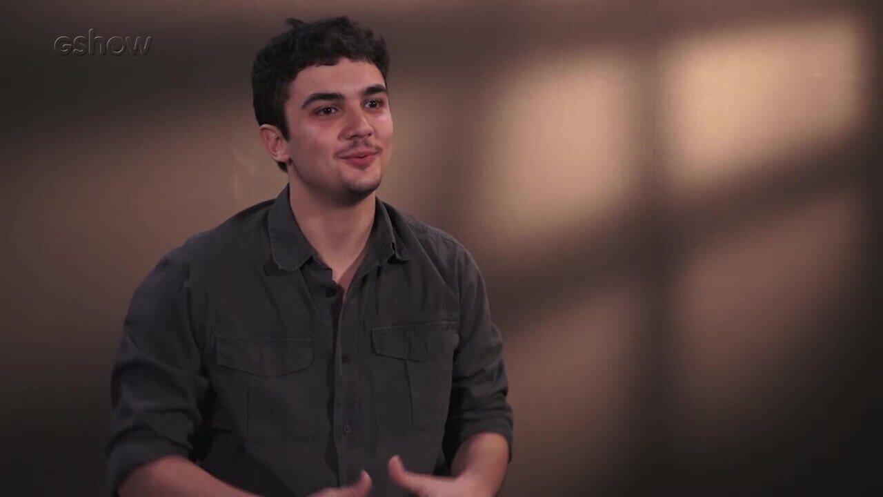 Conheça Gabriel Contente, de 'Vidas Brasileiras'