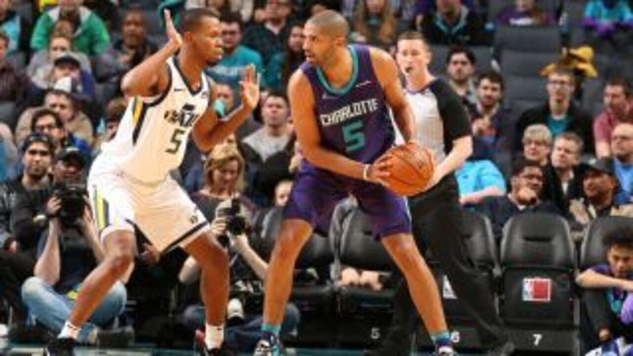 Melhores momentos: Utah Jazz 88 x 99 Charlotte Hornets pela NBA