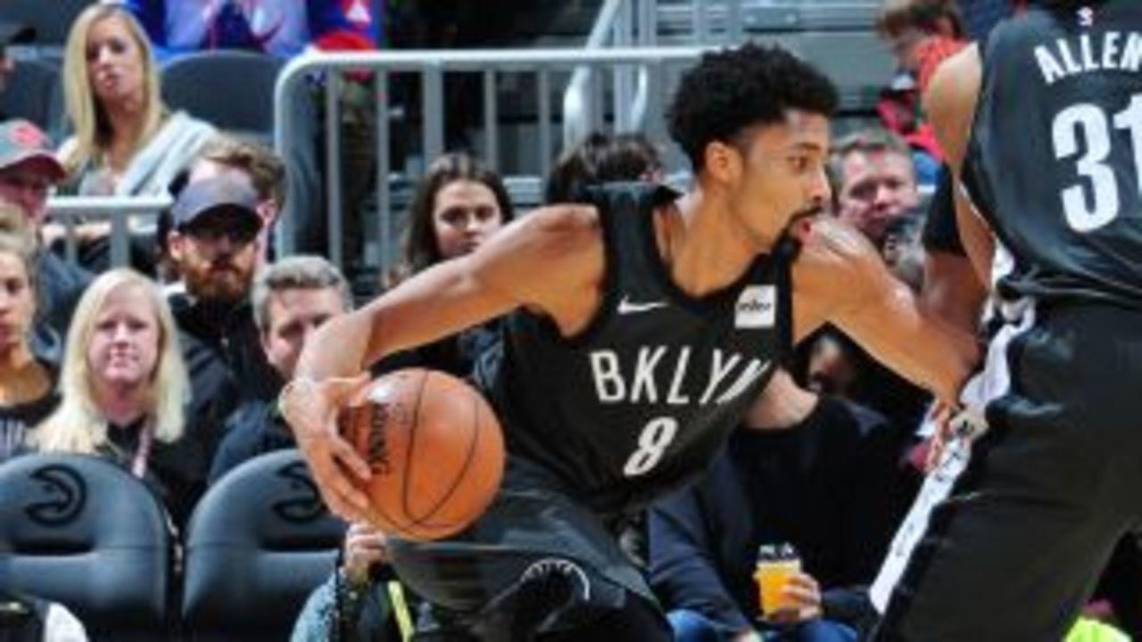 Melhores momentos: Brooklyn Nets 110 x 105 Atlanta Hawks pela NBA