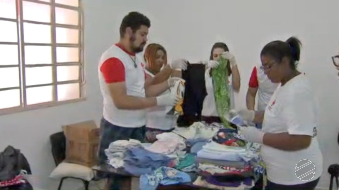 Cruz Vermelha arrecada doações para famílias atingidas por inundação em Murtinho