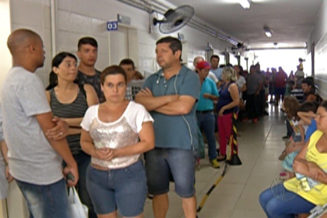 Mutirão de vacinação da febre amarela leva multidão aos postos em Mogi das Cruzes