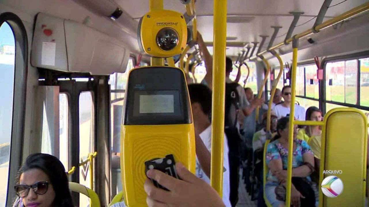 Reportagem do MGTV explicou a regulamentação do sistema de reconhecimento facial no transporte público de Juiz de Fora