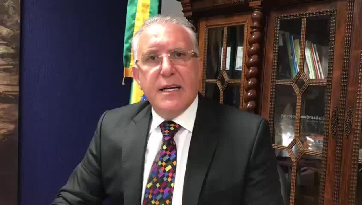 Ministro interino explica novo sistema para peritos do INSS