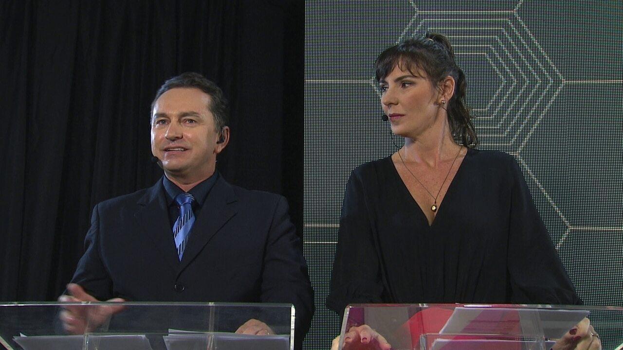 Evento de lançamento do Campeonato Pernambucano 2018