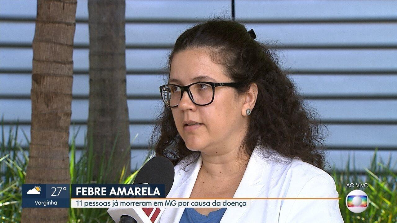 Febre amarela mata presidente da Rede Minas e Inconfidência