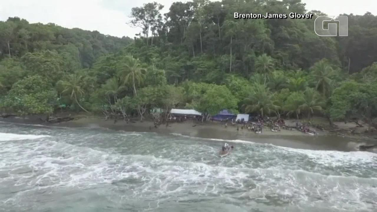 Papua- Nova Guiné evacua população por conta de erupção vulcânica
