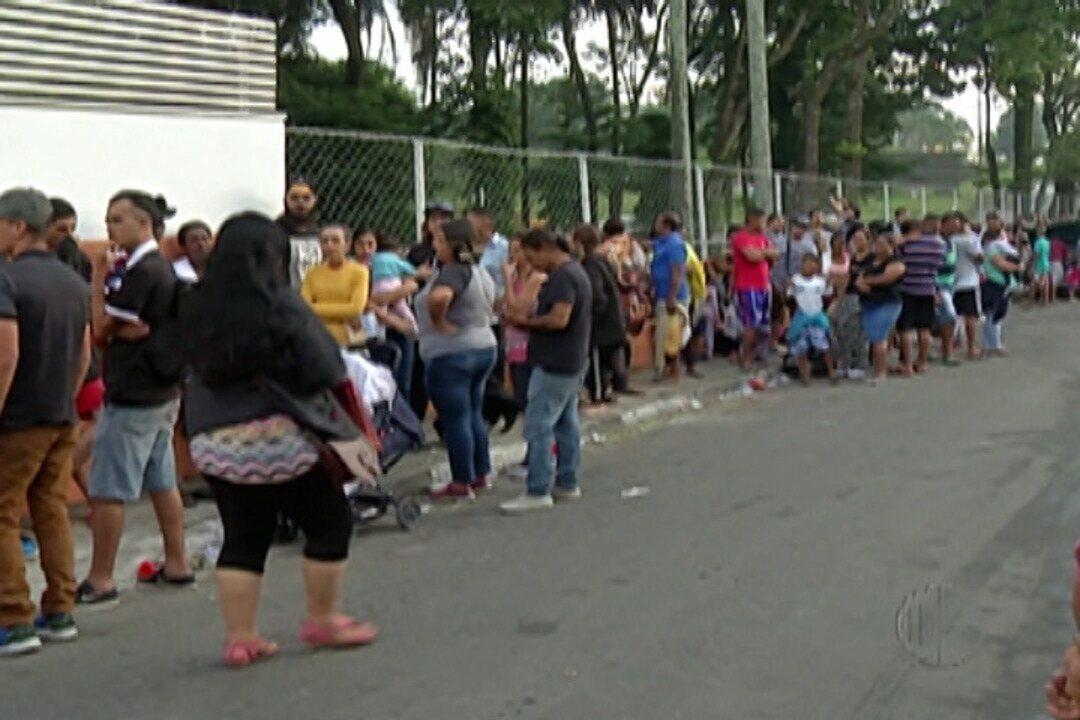 Posto de Saúde em Itaquaquecetuba antecipa senhas de vacinação para próxima semana