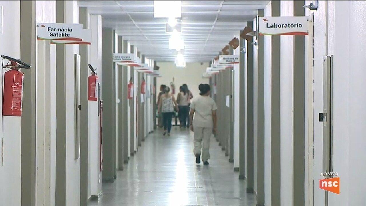 Após 40 dias sem atendimento, Hospital de Araranguá retoma atividades nesta quinta (18)