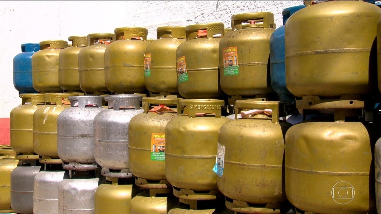Petrobras anuncia nova política de preços para o gás de cozinha