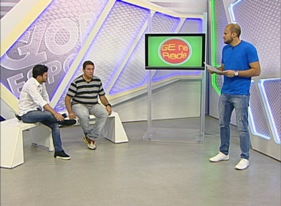 Técnico João Galvão participa do GE na Rede e projeta o Águia diante do Remo