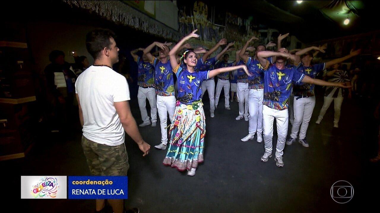Acadêmicos do Tatuapé vai cantar a magia do Maranhão