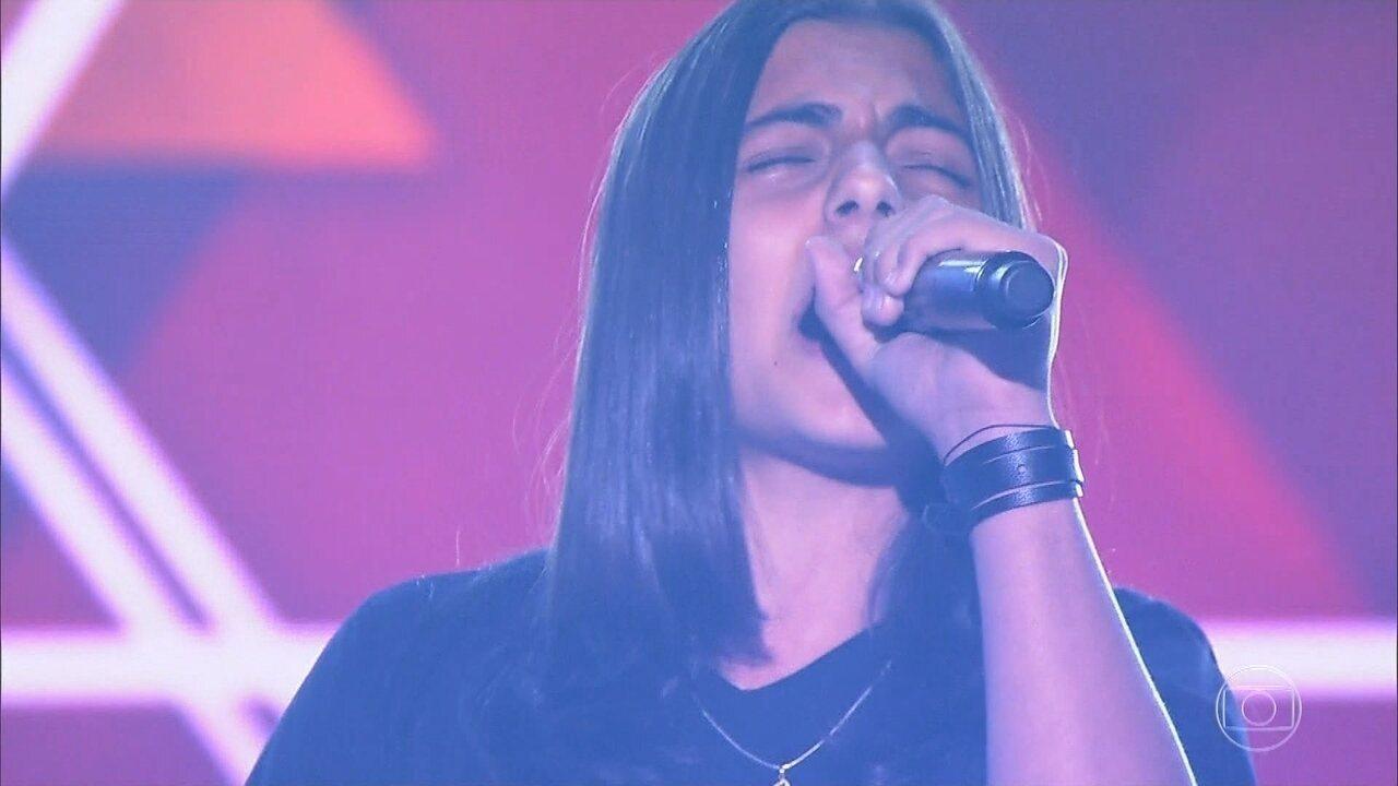 Neto de Catanduva participa do The Voice Kids 2018
