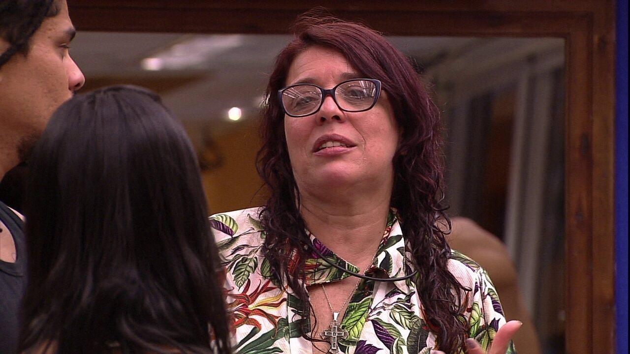 Mara dispara: 'Tenho medo de gente como o Ayrton'
