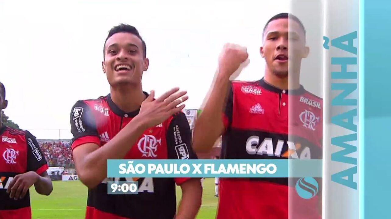 TV Sergipe transmite a final da Copa São Paulo de Futebol Júnior