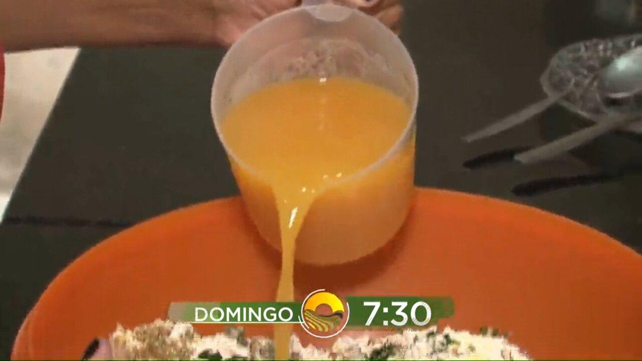 A safra de laranja bateu recorde no Paraná! Veja no 'Caminhos do Campo'