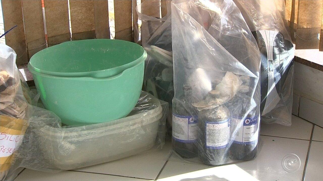 Polícia Militar encontra refinaria de drogas em casa de Jundiaí