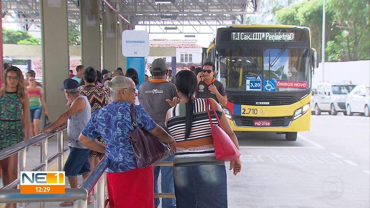 Terminal da Terceira Perimetral começa a funcionar na Zona Oeste do Recife