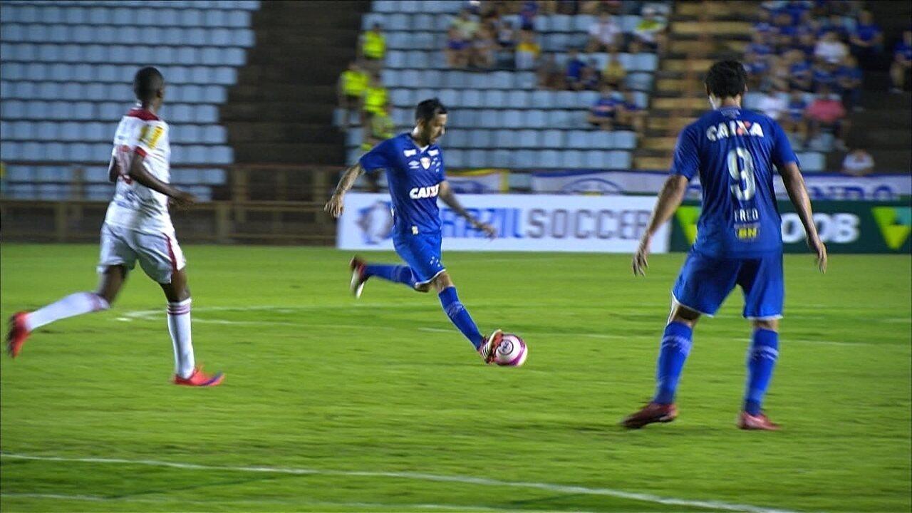4b6265b0ab Melhores momentos de Tombense 1 x 2 Cruzeiro pelo Campeonato Mineiro