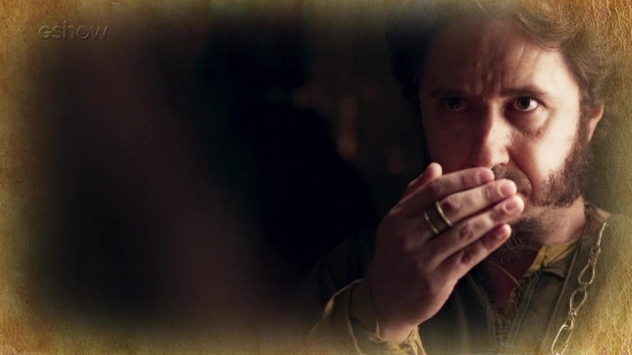 Resumo de 30/01: Brice lança feitiço em Rodolfo e Petrônio
