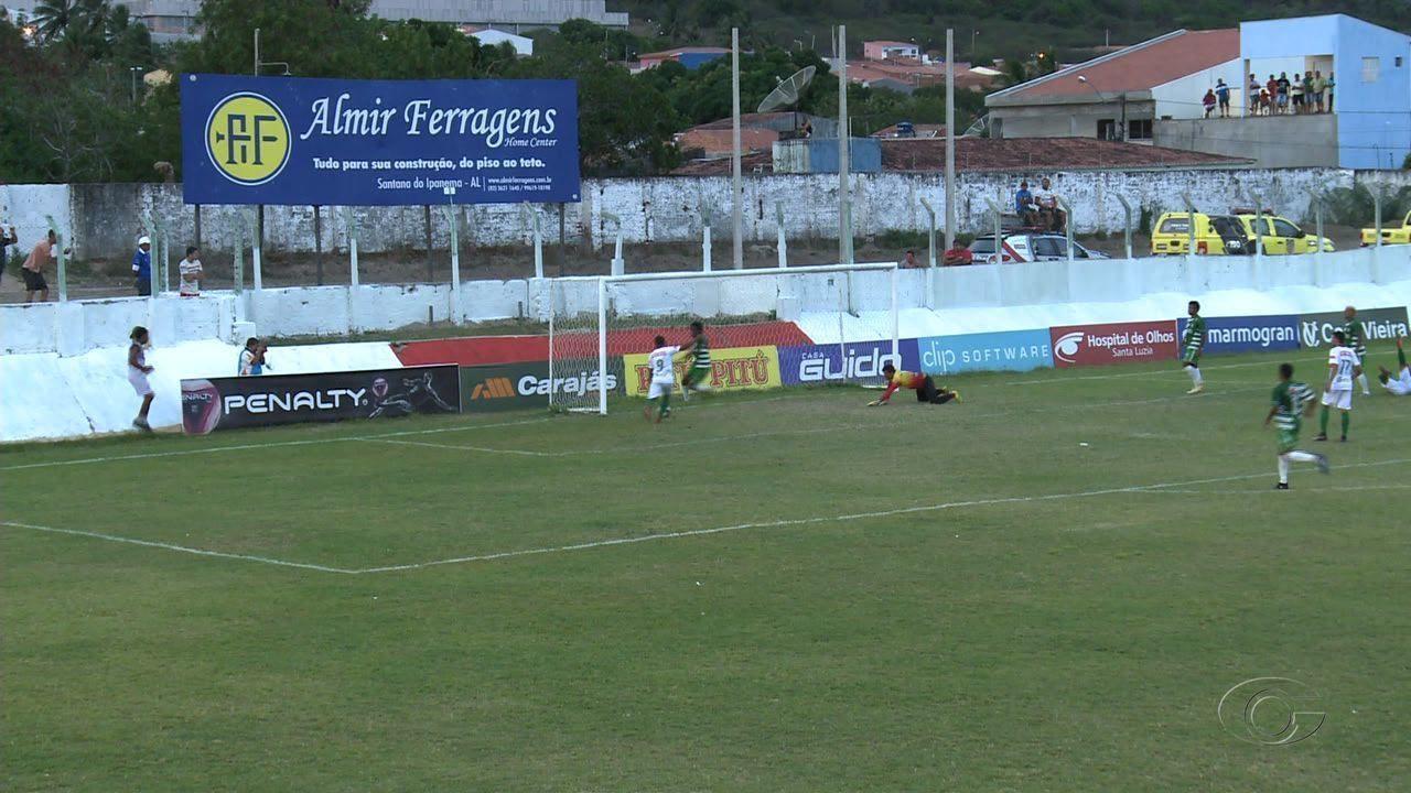 Nona também marcou duas vezes contra o Murici