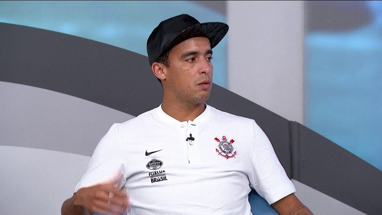Jadson diz que possível convocação para seleção brasileira passa pelo  Corinthians 773afea13c019