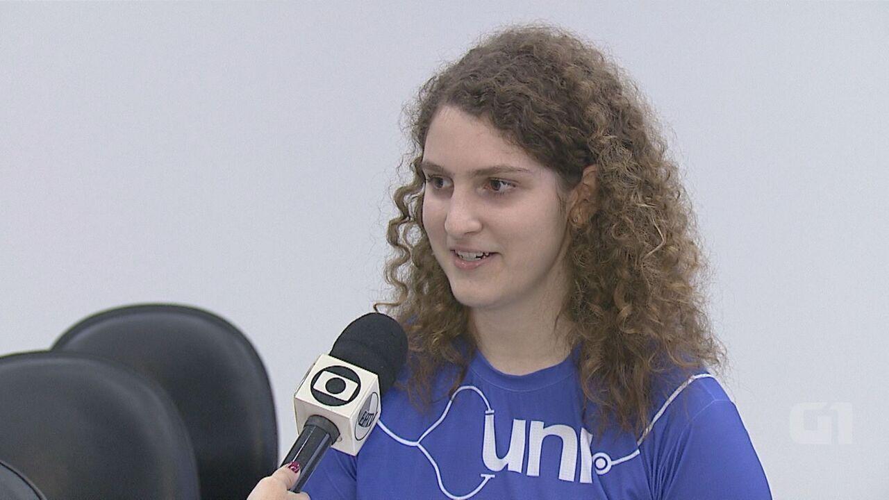 Estudante de 15 anos de São Carlos é aprovada em medicina na USP