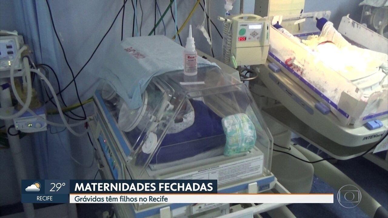 Sem maternidades, seis municípios do Grande Recife não registram nascimentos em 2017