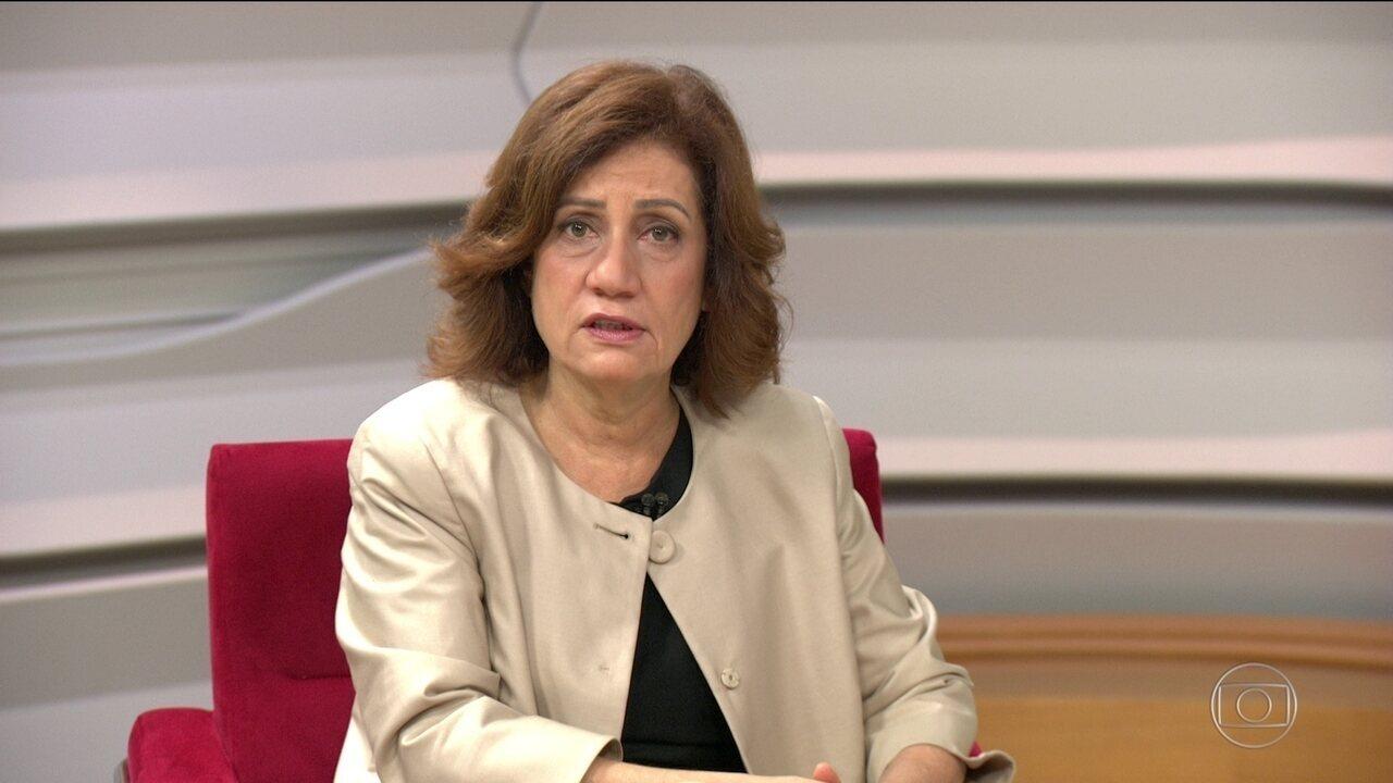 Miriam Leitão comenta esforço para aprovar a reforma da Previdência