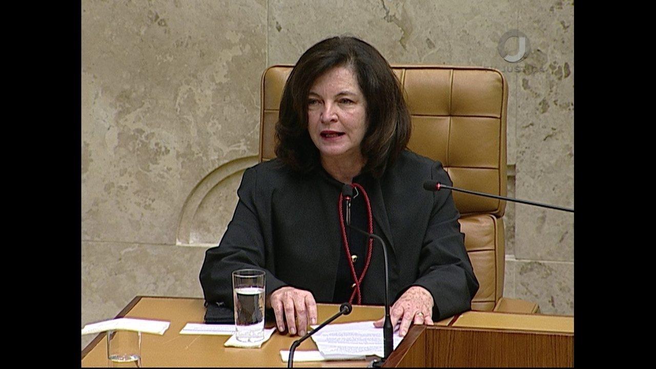 Veja a íntegra do discurso de Raquel Dodge na cerimônia de abertura do ano judiciário