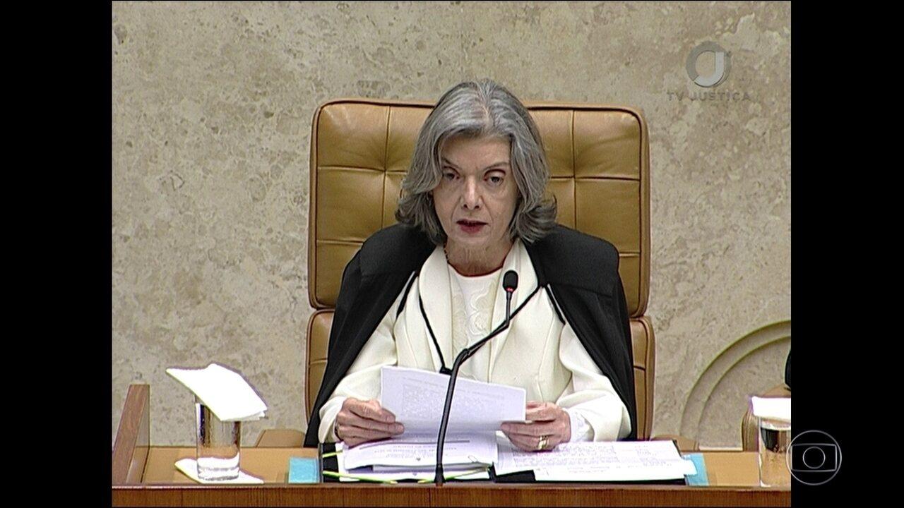 Na abertura do ano judiciário, Cármen Lúcia faz defesa veemente da Justiça