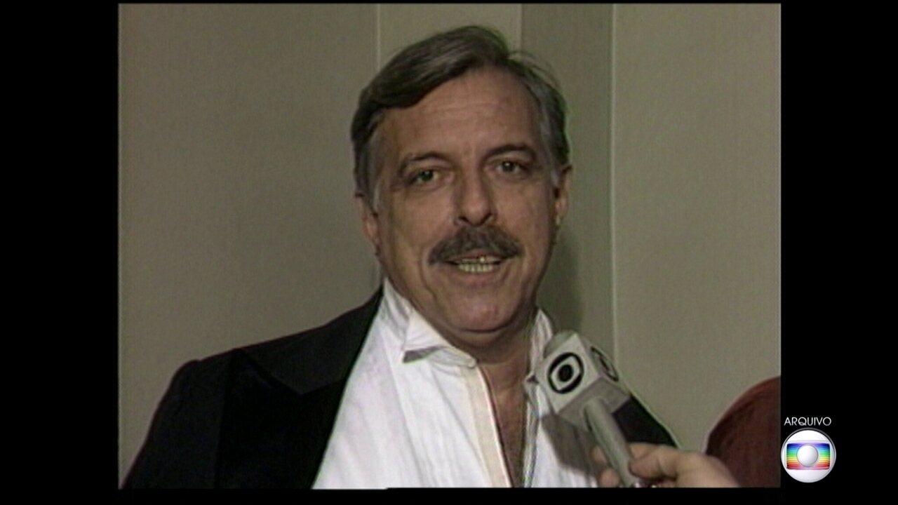 Oswaldo Loureiro morre em São Paulo aos 85 anos