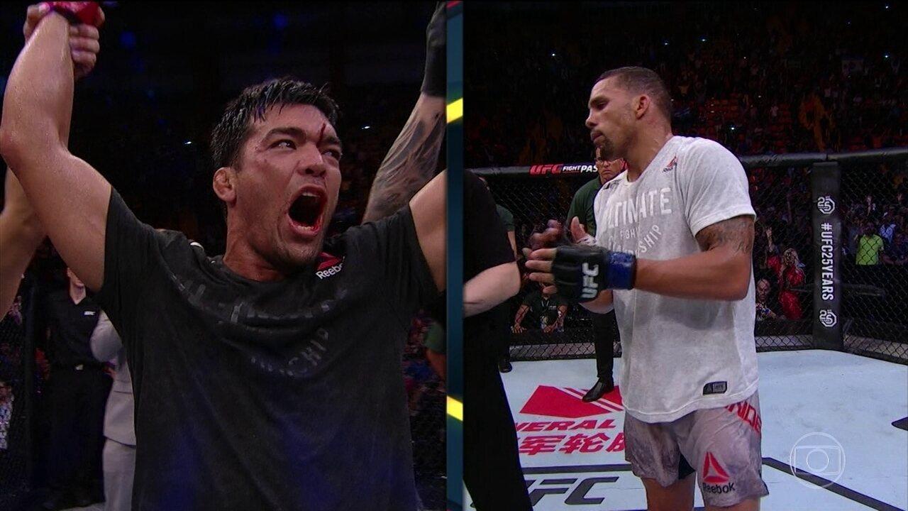 Com decisão dividida entre os juízes, Lyoto Machida vence Eryk Anders no UFC Belém