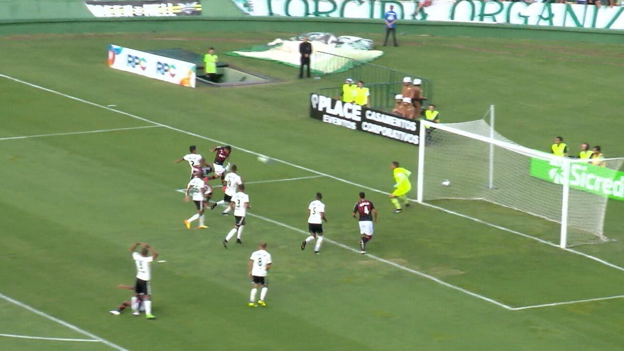 Confira os melhores momentos de Coritiba 0x1 Atlético-PR, pela quarta rodada do Paranaense