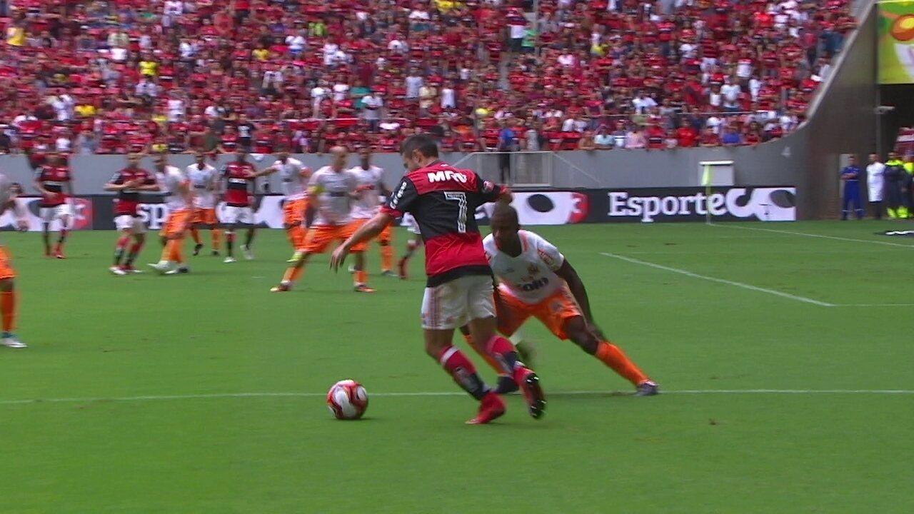 Melhores momentos: Nova Iguaçu 0 x 1 Flamengo pela 5ª rodada da Taça Guanabara