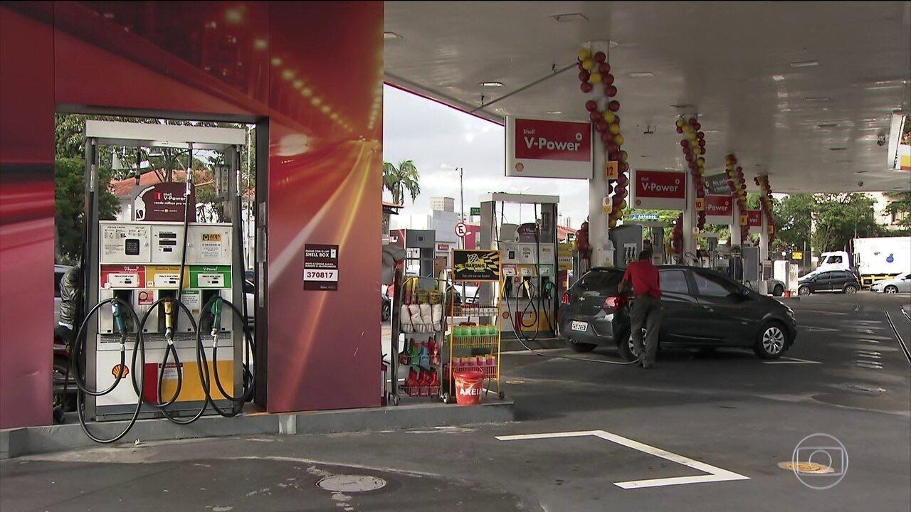 Dois amigos morrem e um fica ferido após confusão em posto de gasolina em SP