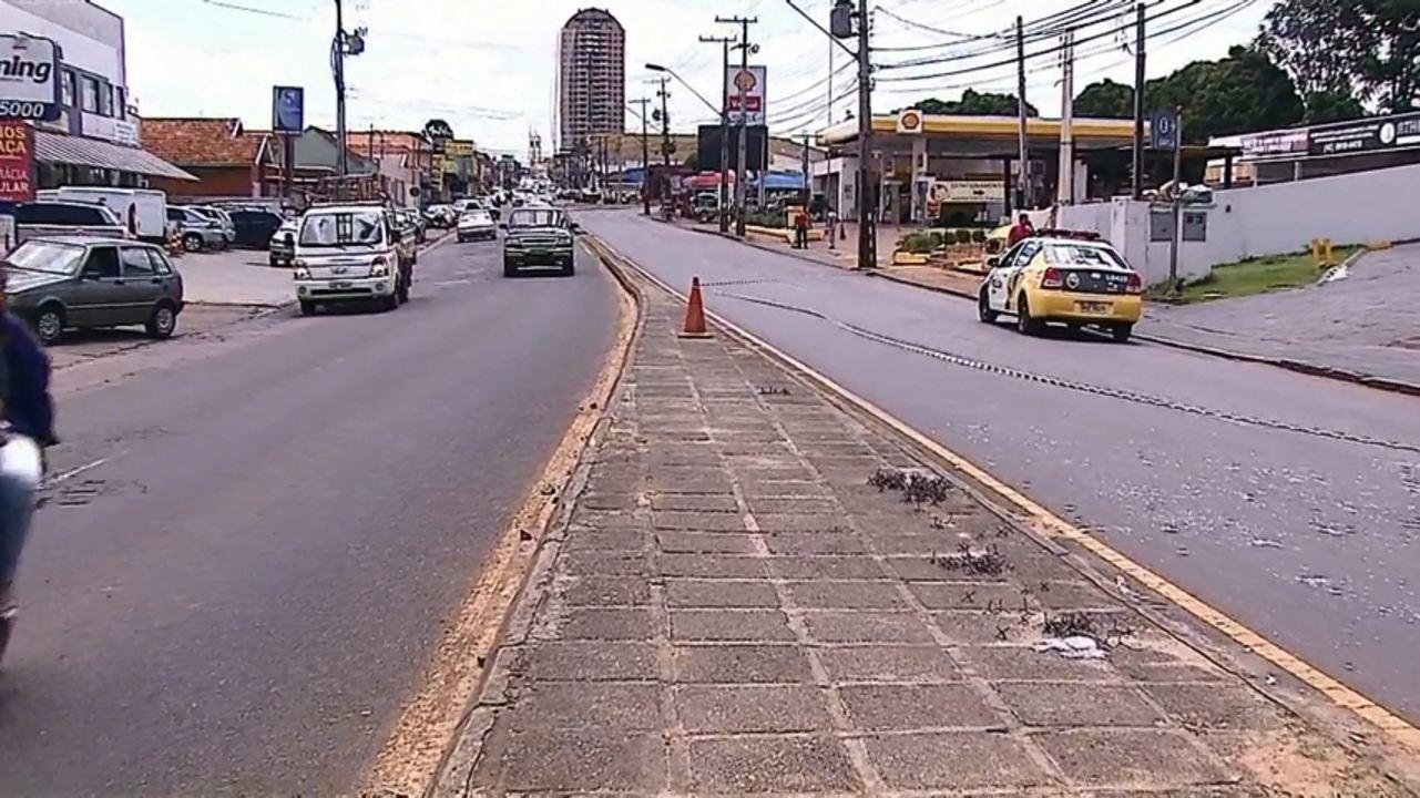 Bandidos assaltam agência bancária em Ponta Grossa
