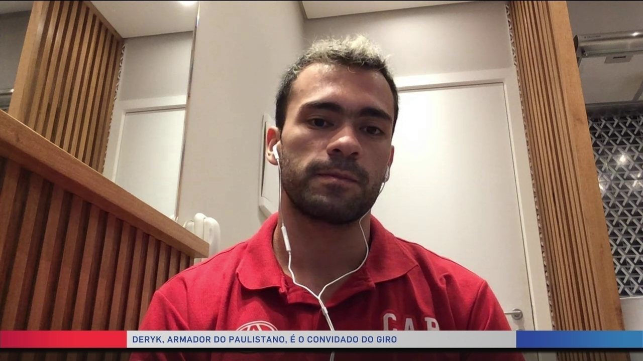 Deryk, armador do Paulistano, fala sobre presença de estrelas no NBB e também liderança do Paulistano