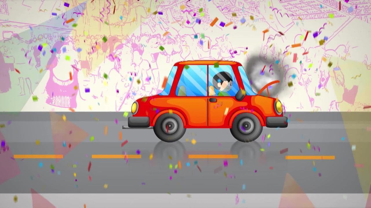 Campanha 'Carnaval Legal' alerta sobre cuidados com os veículos