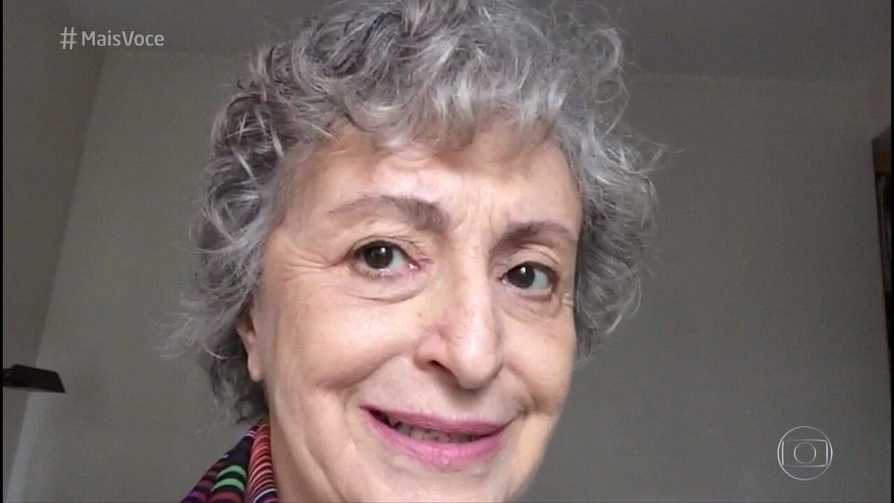 Ana Lúcia Torre manda recado para Ellen Roche