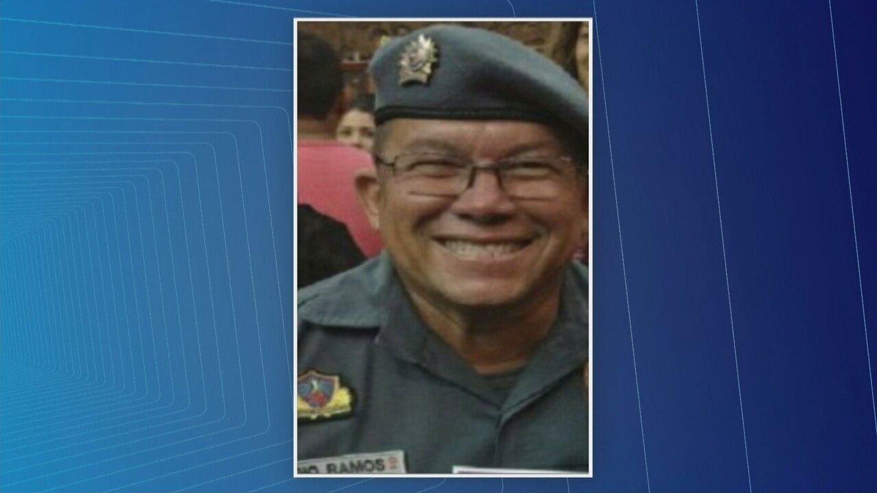 Após tocar corneta no enterro de colega, sargento da PM morreu atropelado