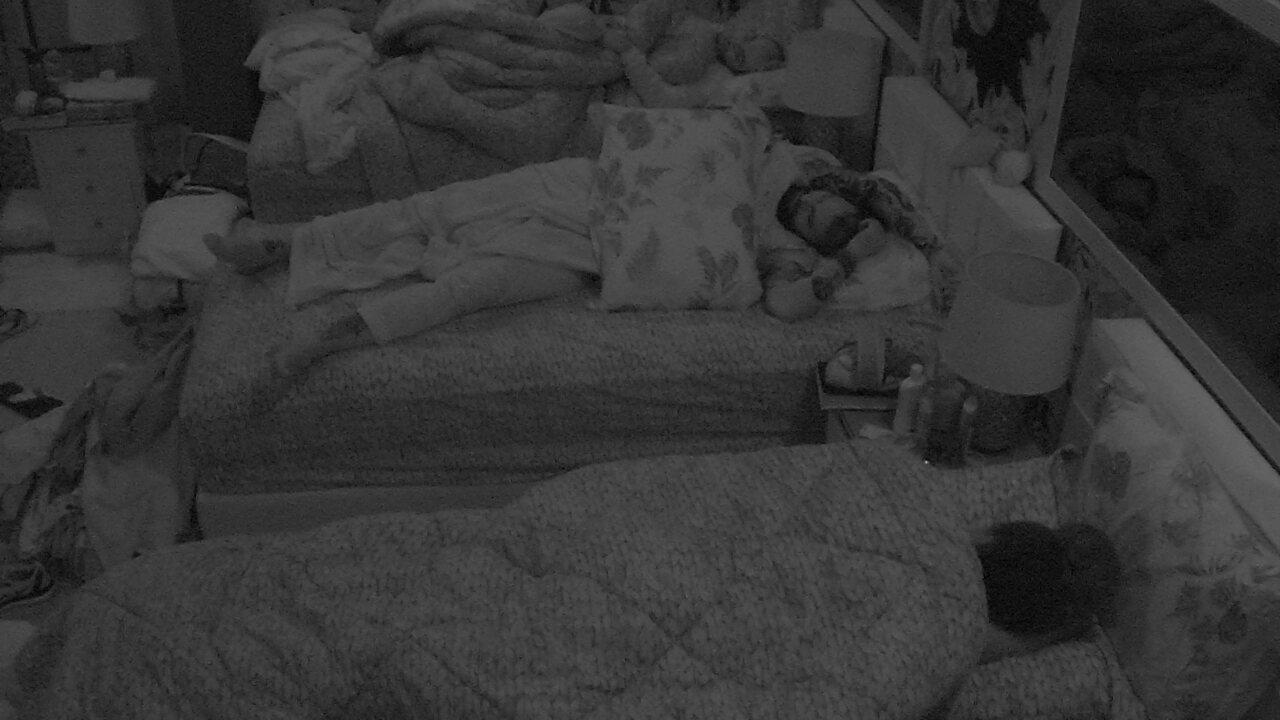 Brothers fora da disputa pela liderança dormem na casa no BBB18
