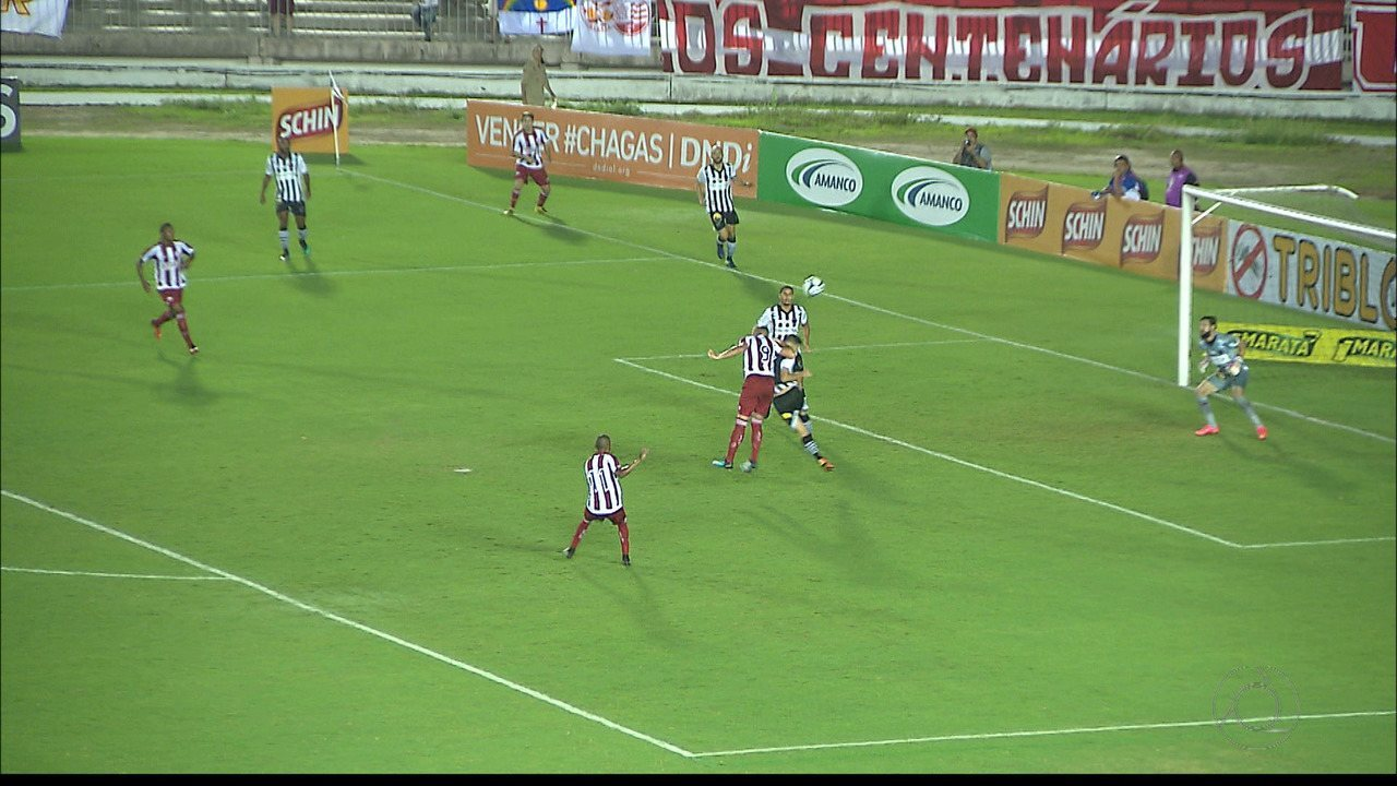 Confira os lances de Botafogo-PB 2 x 1 Náutico
