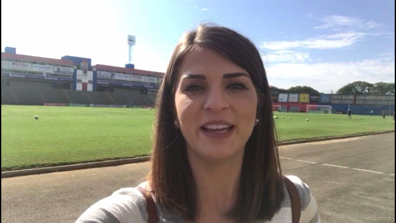 Por Dentro Do Treino Gabriela Ribeiro Conta Como O Paraná Se Prepara Para O Paranaense